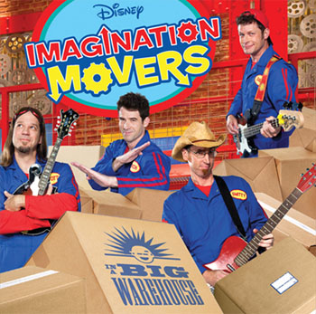 Imagination Movers Big Warehouse Tour Banner