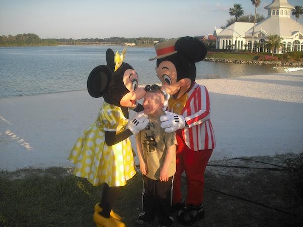 Cj Minnie Mickey 2011