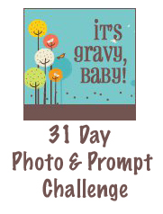 Its Gravy Baby Challenge Button