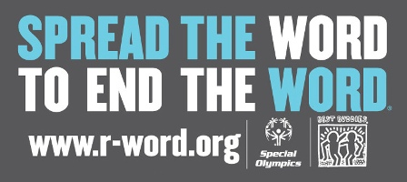 Spread The Word To End The Word Undated Banner