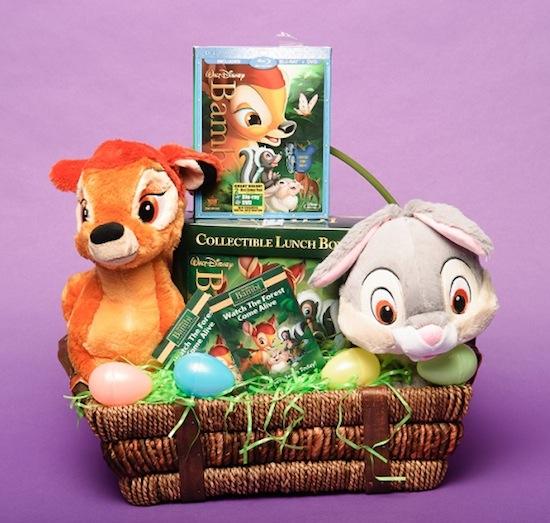 Bambi Easter Prize Basket