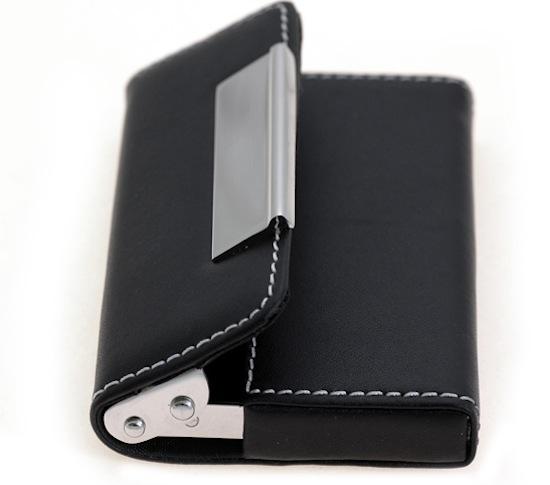 Business Cardholder Open