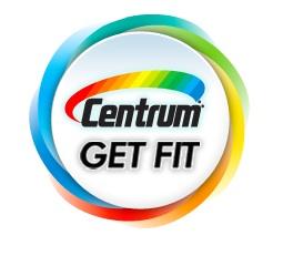 Centrum Get Fit Logo