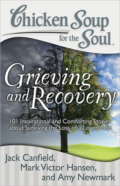 Chicken Soup For The Soul: Grieving And Recovery Cover