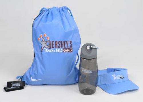 Hersheys Track And Field Prize Pack