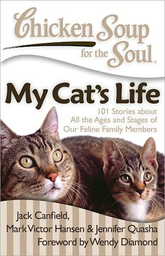 Chicken Soup For The Soul My Cats Life Cover