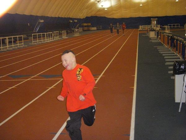 Cj Track Practice