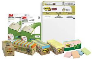 Post-It Sustainable Products