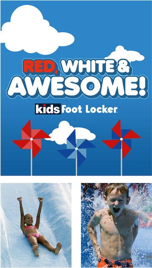 Kids Foot Locker Summer 2011
