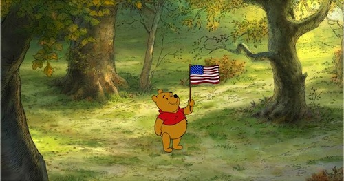 Pooh Independence Day 2011