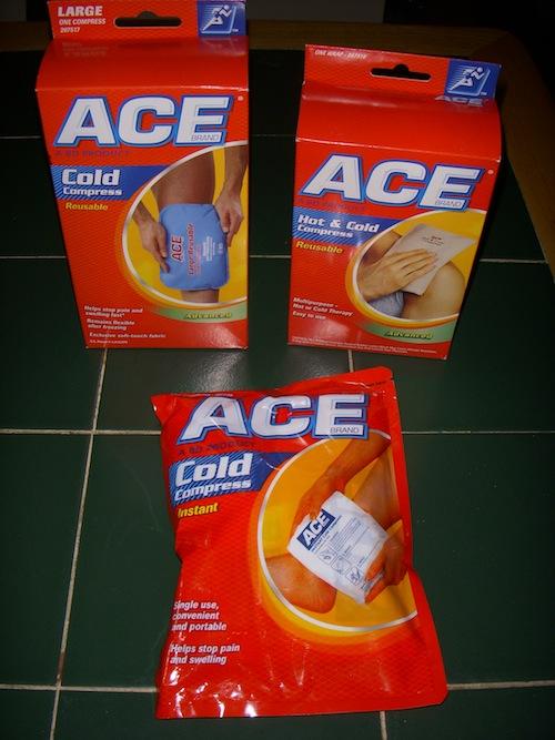Ace Brand Compresses