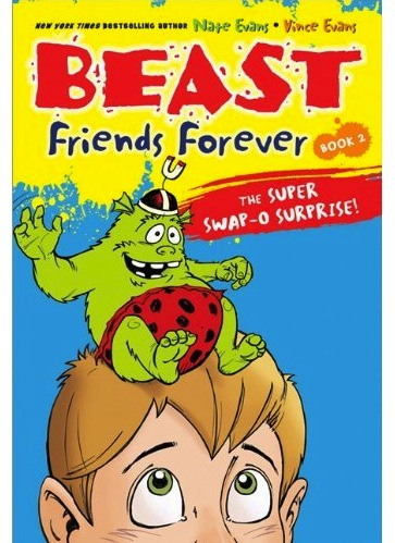 Beast Friends Forever Super Swap-O Surprise Cover