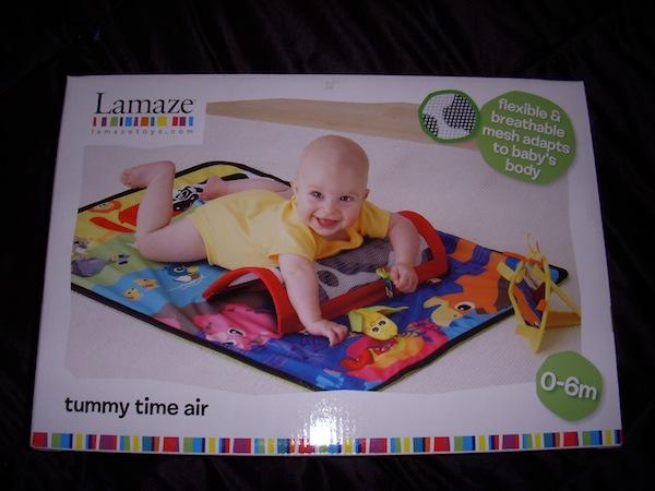 Lamaze Tummy Time Air Box