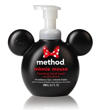 Method Minnie Hand Wash Bottle