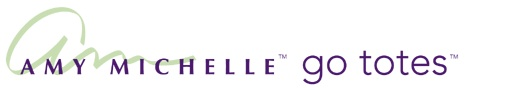 Amy Michelle Go Totes Logo