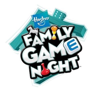 Hasbro Family Game Night Logo
