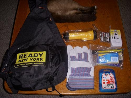 Ready Ny Emergency preparedness Kit