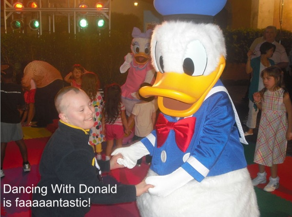 Screenshot Uprinting Cj Dancing With Donald