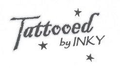 Tattooed By Inky Logo
