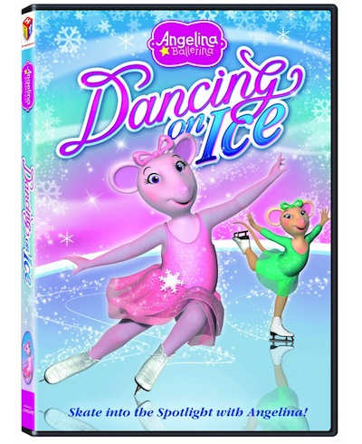 Angelina Ballerina Dancing On Ice Dvd review