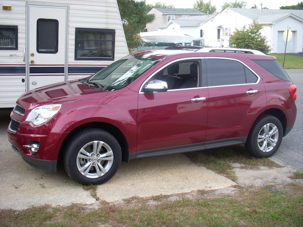 Chevy Equinox review