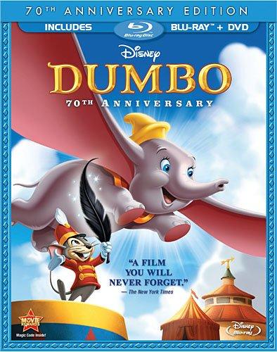 Dumbo Bluray review