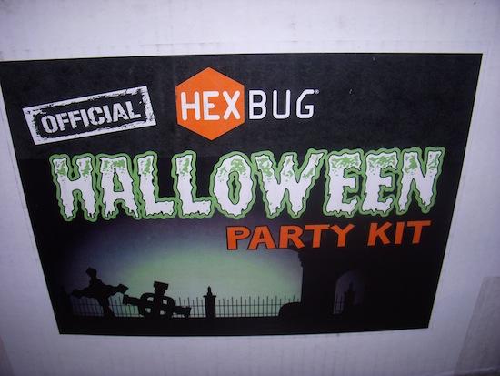 Hexbug Halloween Party