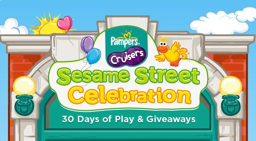 Pampers 30 Days Of Play & Giveaways Banner