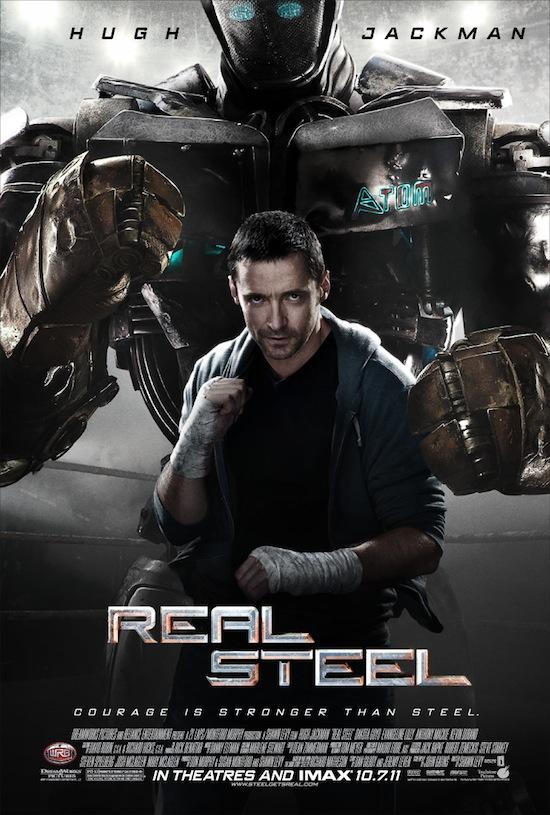 Real Steel MoviePoster