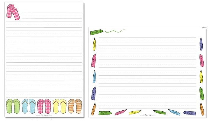 Smilegram personalized childrens stationery review