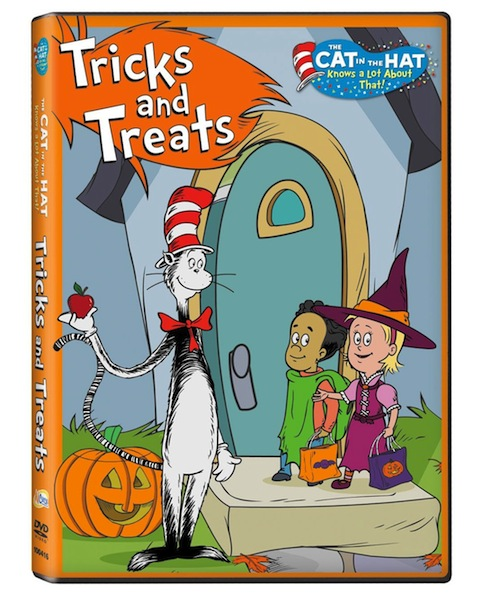 The Cat In The Hat Knows A Lot About That Tricks And Treats Dvd review