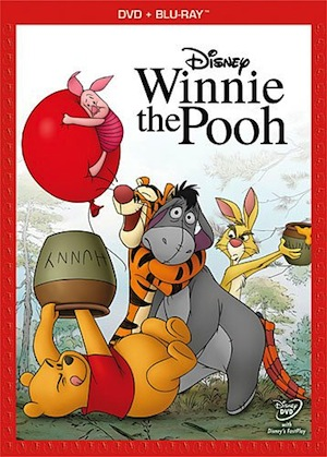 Winnie The Pooh Bluray Cover