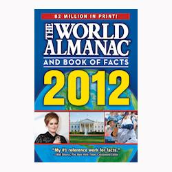 2012 World Almanac Book Of Facts