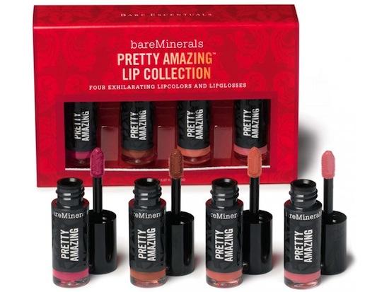 Bare Escentuals Pretty Amazing Lip Collection
