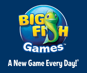 Big Fish Games New Game Every Day Banner