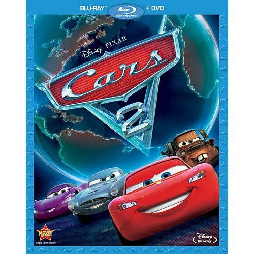 Cars 2 Blu-ray review