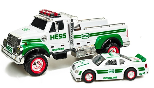Hess 2011 Toy Truck