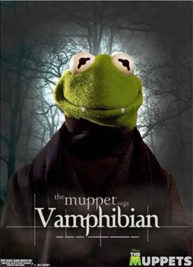 Muppets Vamphibian