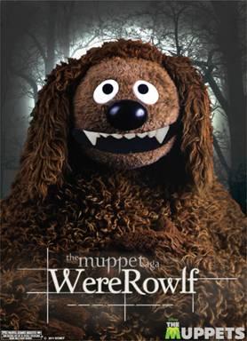 Muppets WereRowlf