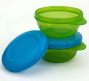 Playtex Twist N Click Bowls review