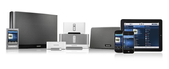Sonos Product Family