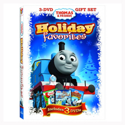 Thomas & Friends Holiday Favorites Gift Set
