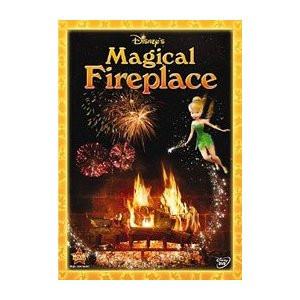 Disneys Magical Fireplace Dvd Cover