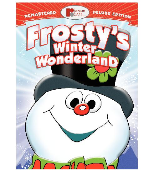 Frosty's Winter Wonderland Dvd Cover