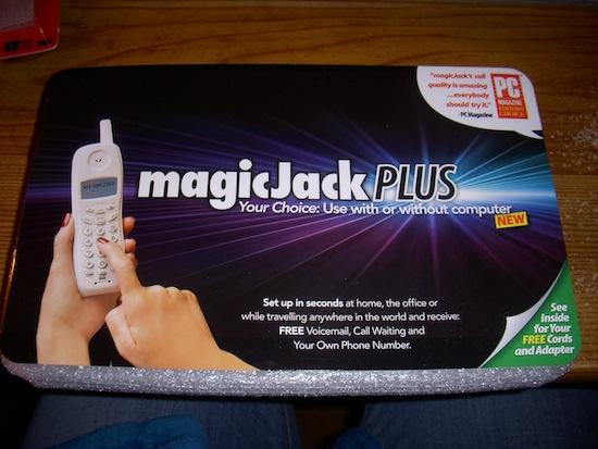 Magicjack Pus Box