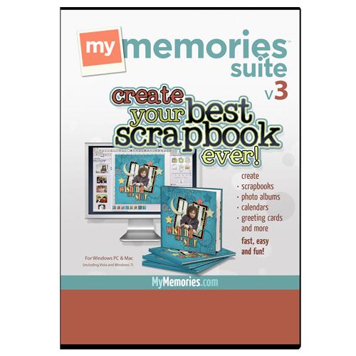 My Memories Suite 3 Box