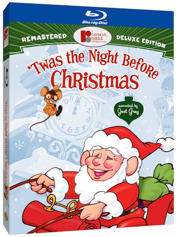 Twas The Night Before Christmas Blu-ray review