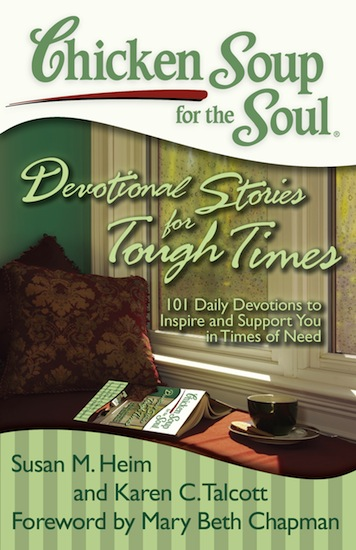 Chicken Soup For The Soul: Devotional Stories For Tough Times review