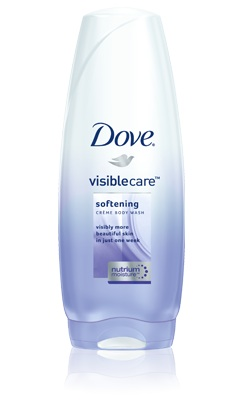 Dove VisibleCare Softening Creme Body Wash