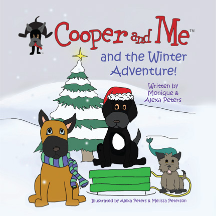 Cooper & Me Winter Adventure